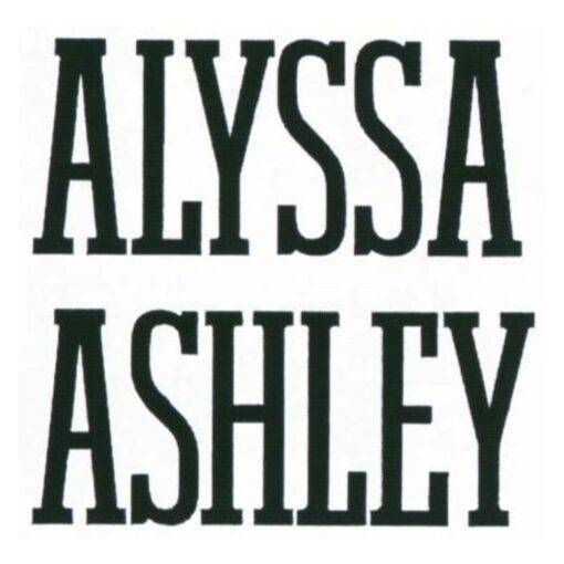 alyssa ashley logo e
