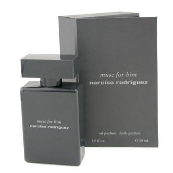 NARCISO RODRIGUEZ : Musc For Him oil Parfum 50ml