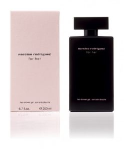NARCISO – FOR HER – Shower Gel 200 ml    *