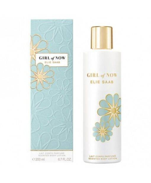 ELIE SAAB GIRL OF NOW – Body Lotion 200 ml