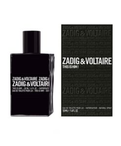 ZADIG & VOLTAIRE – HIM – Edt 50 ml