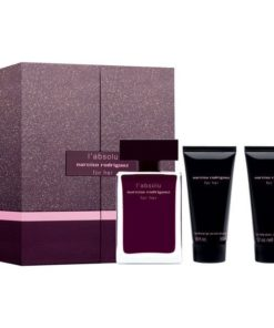 NARCISO – FOR HER COFANETTI – Kit- 2015 (edp + Complementari)