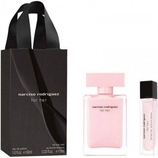 NARCISO – FOR HER COFANETTI – Kit 2018 (edp 50 ml+Hair Mist 10 ml)