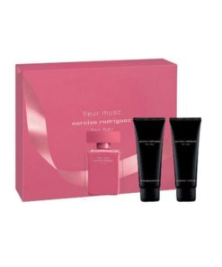 NARCISO – FOR HER COFANETTI – Kit 2018 Natale(Fleur De Musc Edp 50